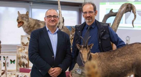 La Universidad de Navarra crea un Museo de Ciencias con un fondo de 25 millones de ejemplares