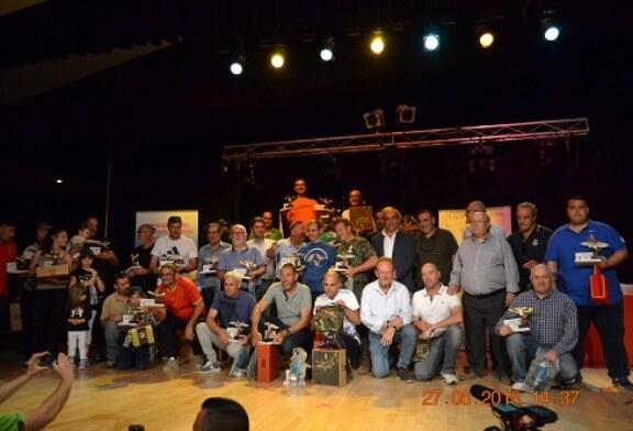 Celebrado el XXIV Campeonato de España de Silvestrismo