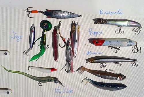 Revolución en la Pesca Deportiva de agua salada. Las técnicas de moda