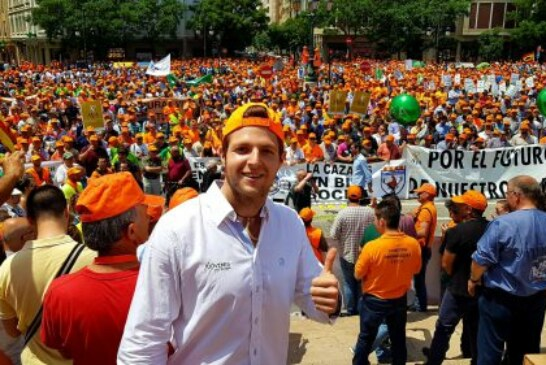 Más de 40.000 personas defienden la caza y el mundo rural en Valencia