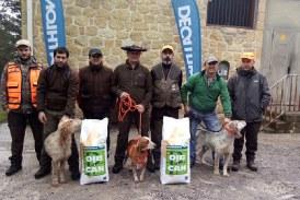 José María Iturralde ganador del Campeonato de Bizkaia de Perros de Rastro (+ galería de fotos)
