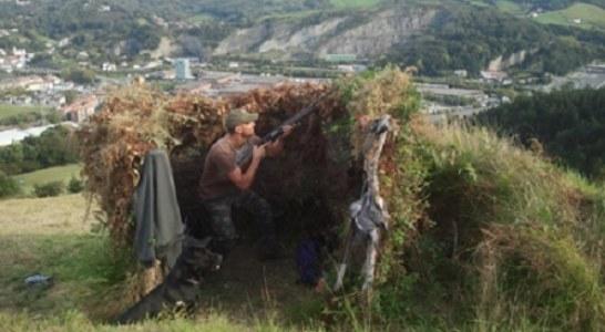 Ulia. La justicia vuelve a dar la razón a la Federación Gipuzkoana de Caza