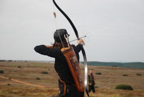 Curso obtencion licencia de caza con arco Federación Bizkaina