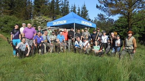 Campeonato de Bizkaia de recorridos de caza con arco