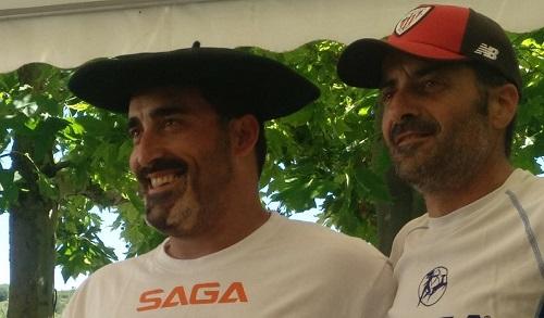 Iñaki Ortiz campeón de Bizkaia de Recorridos de Caza