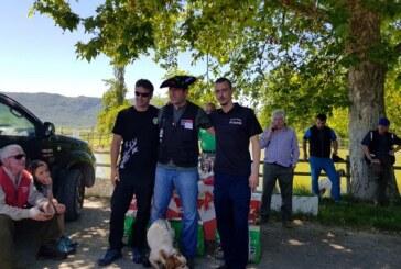 Éxito en el Memorial Virgilio Vargas de perros de muestra