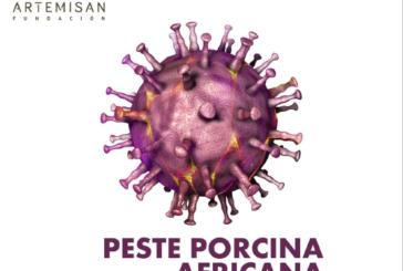 La Fundación Artemisan elabora un documento informativo sobre la Peste Porcina Africana PPA con 20 preguntas y respuestas