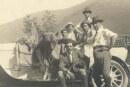 CAZADORES REALES, NOBLES, ARISTÓCRATAS, ADEMÁS DE HOMBRES Y MUJERES QUE PASARON A LA HISTORIA