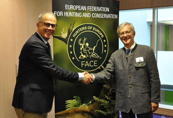 La Oficina Nacional de la Caza representó a los cazadores españoles en la Asamblea General de FACE