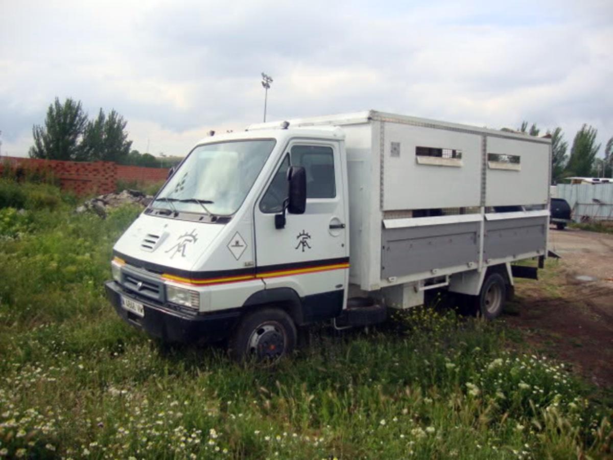 Transporte de rehalas. Novedades en Andalucía