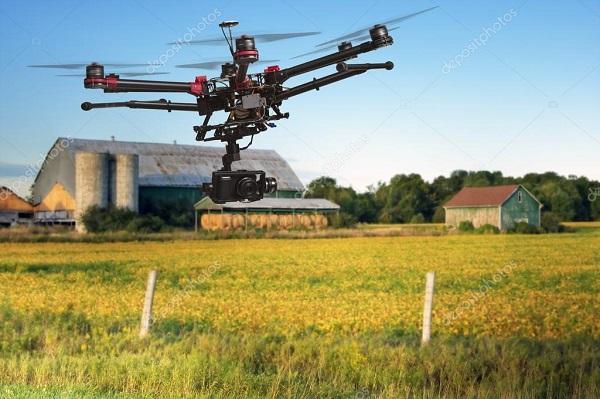 Un proyecto innovador. Drones que salvan corcinos