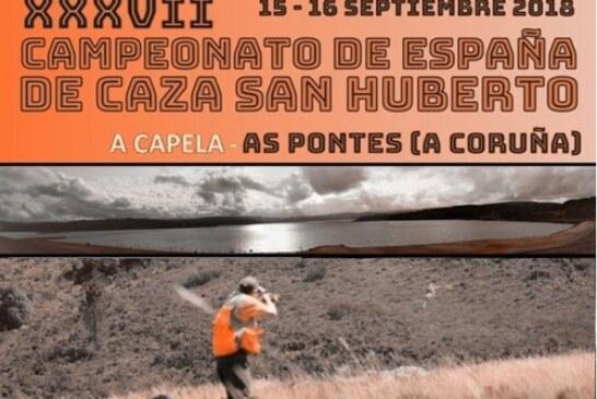 XXXVII Campeonato de España de Caza San Huberto