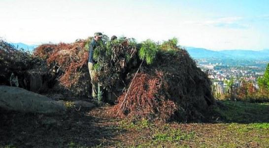 En Ulia se prohíbe la caza por «motivos de seguridad»