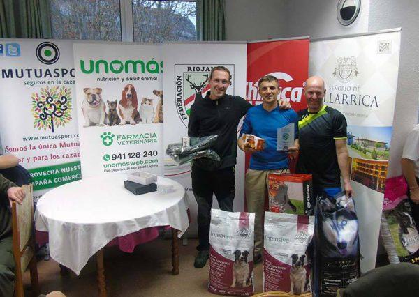 Campeonato Autonómico de La Rioja de Becadas