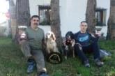 Campeonato de Euskadi de Caza de Becadas. Natxo Olabe CAMPEÓN
