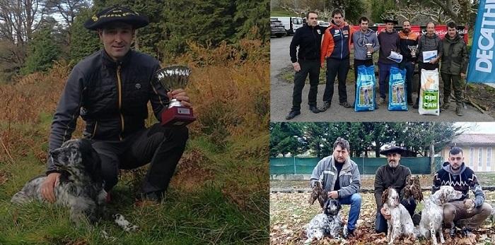 Campeonatos territoriales becadas 2018 (Alava, Bizkaia Gipuzkoa)