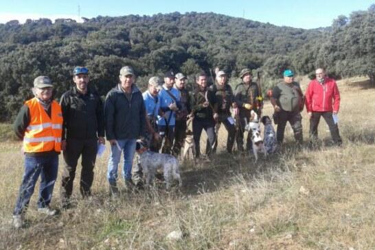 Buen papel de los cazadores vascos en el Cpto de España de Caza al Vuelo con arco