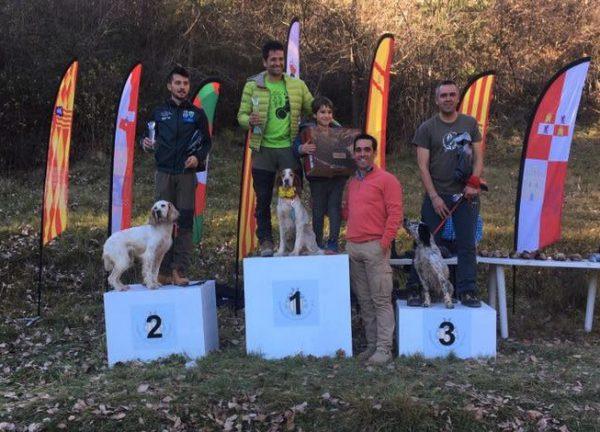 XXVIII Campeonato de España de Caza de Becadas