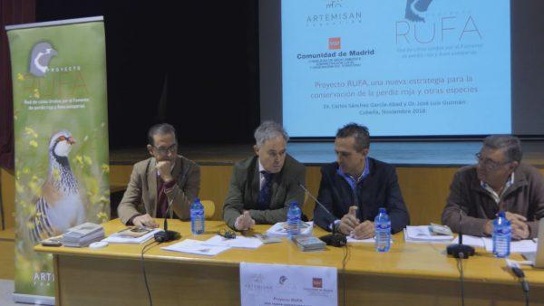 La Fundación Artemisan cierra el primer año del proyecto RUFA