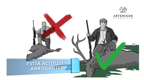 Vídeo guía sobre el buen uso de las redes sociales por los cazadores