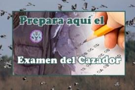 Cursos gratuitos Examen del Cazador en Alava
