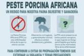 Historia de la Peste Porcina Africana desde su aparición en 1921