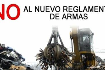La RFEC formula sus alegaciones al borrador del Reglamento de Armas