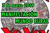 La UNAC convoca a los cazadores a la macromanifestación de Madrid el próximo 3 de marzo