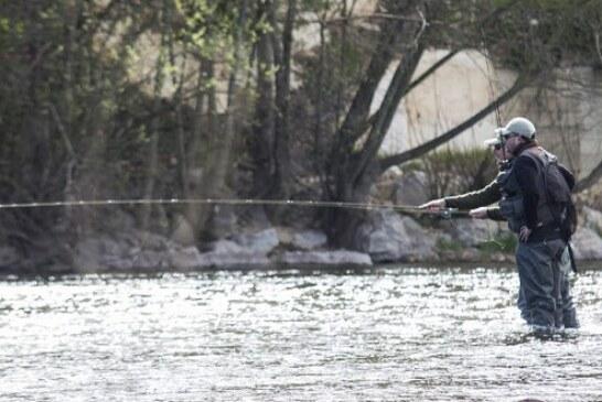 Pesca deportiva: Marzo con la caña al brazo
