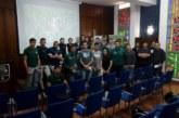 Artemisan y FAC animan a los alumnos de la EFA El Soto a participar en los proyectos de investigación del sector cinegético