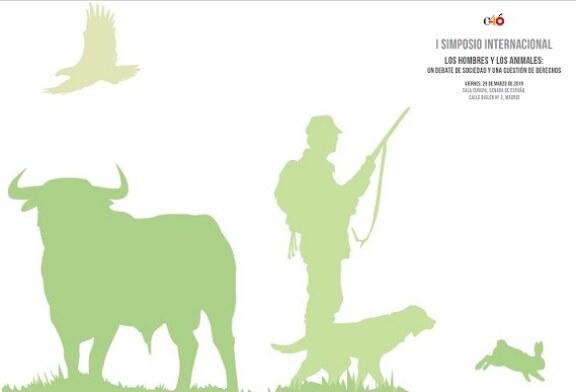 I Simposio Internacional 'Los hombres y los animales'
