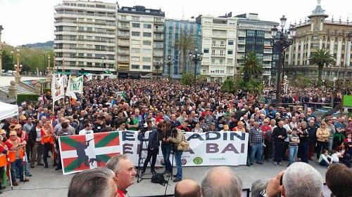 Los cazadores de Gipuzkoa inician hoy una huelga