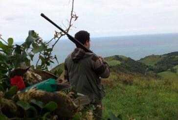 La caza en Euskadi tiene el reconocimiento y el respaldo del Parlamento Vasco
