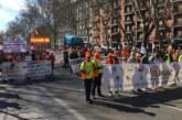 Parte del mundo rural se manifiesta en Madrid (+vídeo)