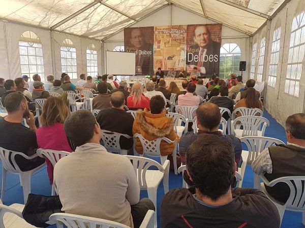 ARRECAL celebra en Almazán su Asamblea General y reelige a Felipe Vegue como presidente