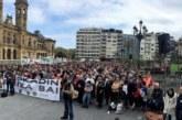 La Federación Navarra acudirá la manifestación de San Sebastián (+vídeo)