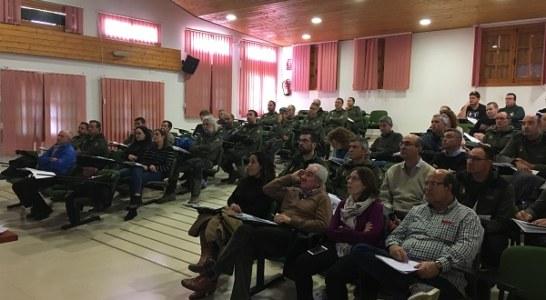 La Junta de Castilla La Mancha celebra con éxito cinco talleres de formación medioambiental sobre enfermedades en fauna silvestre