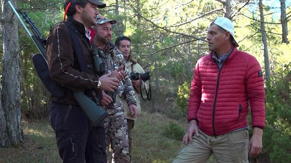 Sobre Frank Cuesta, la caza y las audiencias televisivas (+ vídeo)