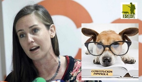 Una Diputada de CIUDADANOS equipara los derechos de los perros con los de las personas