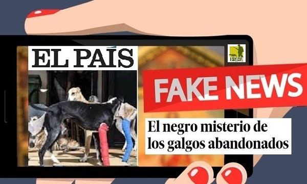 La RFEC exige a 'El País' que rectifique las falsas informaciones sobre el abandono de perros de caza
