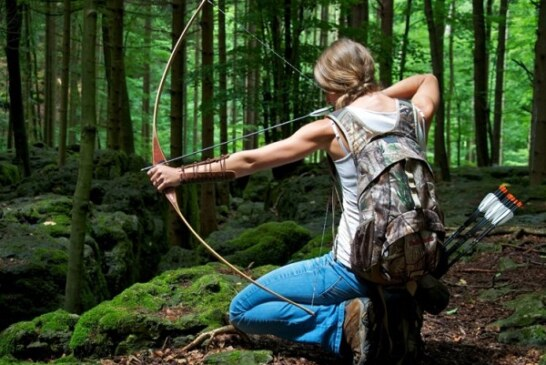 Las raíces cazadoras del ser humano. Curso formación voluntaria para escolares vascos