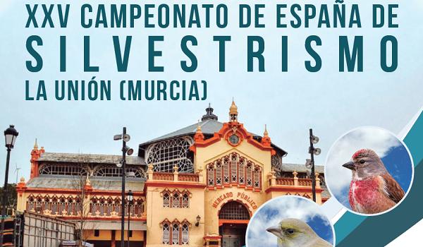 Programa oficial del XXV Campeonato de España de Silvestrismo