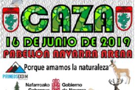 16 de junio Día de la Caza de Navarra 2019