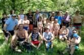 Acampada de ADECAP Gazteak para futuros cazadores y pescadores