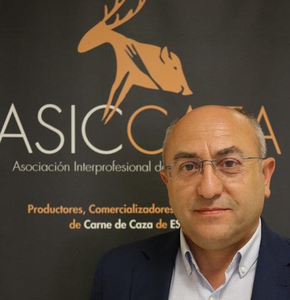 Florencio Rodríguez es reelegido presidente de la Interprofesional de la Carne de Caza  Copia