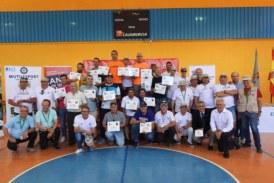 La Unión acogió a 280 aves en Campeonato de España de Silvestrismo