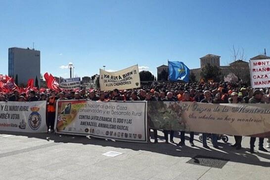 La ONC reclama al Defensor del Pueblo que garantice la seguridad jurídica y la libertad individual de los cazadores