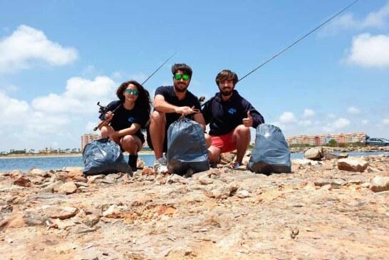 """La Startup murciana WeFish lanza la campaña """"Juntos contra el Plástico"""""""