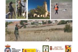 Programa del XXXVIII Campeonato de España de Caza San Huberto y la I Copa Federación Mujeres