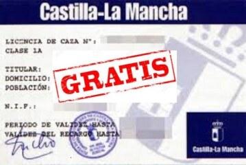 Castilla la Mancha reconoce la importancia de la caza y sus habitantes dispondrán de licencia de caza gratuita